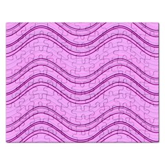 Pattern Rectangular Jigsaw Puzzl