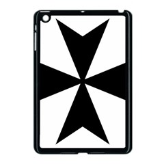 Maltese Cross Apple Ipad Mini Case (black) by abbeyz71