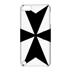 Maltese Cross Apple Ipod Touch 5 Hardshell Case With Stand by abbeyz71