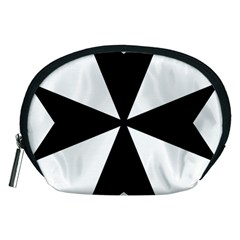 Maltese Cross Accessory Pouches (medium)  by abbeyz71