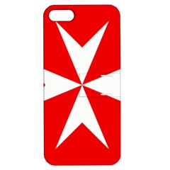 Cross Of The Order Of St  John  Apple Iphone 5 Hardshell Case With Stand