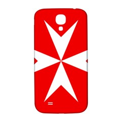 Cross Of The Order Of St  John  Samsung Galaxy S4 I9500/i9505  Hardshell Back Case by abbeyz71