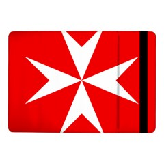 Cross Of The Order Of St  John  Samsung Galaxy Tab Pro 10 1  Flip Case by abbeyz71