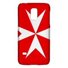 Cross Of The Order Of St  John  Galaxy S5 Mini by abbeyz71