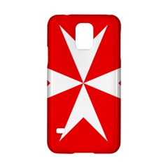 Cross Of The Order Of St  John  Samsung Galaxy S5 Hardshell Case  by abbeyz71