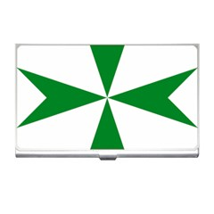 Cross Of Saint Lazarus  Business Card Holders by abbeyz71