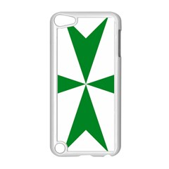 Cross Of Saint Lazarus  Apple Ipod Touch 5 Case (white) by abbeyz71