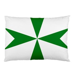 Cross Of Saint Lazarus Pillow Case (two Sides) by abbeyz71