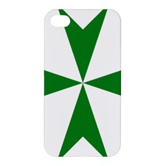 Cross Of Saint Lazarus Apple Iphone 4/4s Hardshell Case by abbeyz71