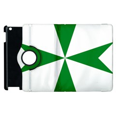 Cross Of Saint Lazarus Apple Ipad 3/4 Flip 360 Case by abbeyz71