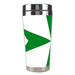 Cross Of Saint Lazarus Stainless Steel Travel Tumblers by abbeyz71