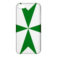 Cross Of Saint Lazarus Apple Iphone 5c Hardshell Case by abbeyz71