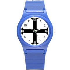 Cross Moline Round Plastic Sport Watch (s) by abbeyz71