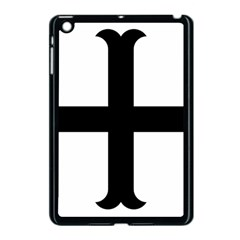 Cross Moline Apple Ipad Mini Case (black) by abbeyz71