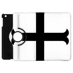 Cross Moline Apple Ipad Mini Flip 360 Case by abbeyz71