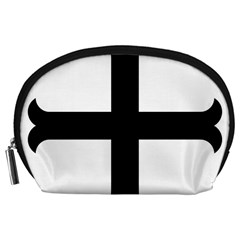 Cross Moline Accessory Pouches (large)  by abbeyz71