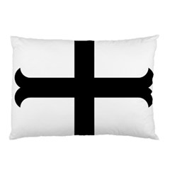 Cross Molin Pillow Case (two Sides) by abbeyz71