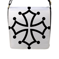 Occitan Cross\ Flap Messenger Bag (l)  by abbeyz71