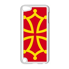 Flag Of Occitania Apple Ipod Touch 5 Case (white) by abbeyz71
