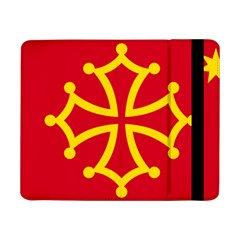 Flag Of Occitania Samsung Galaxy Tab Pro 8 4  Flip Case by abbeyz71