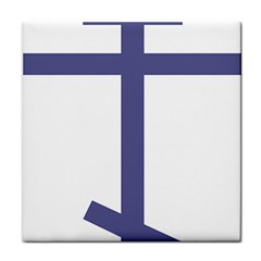 Orthodox Cross  Tile Coasters by abbeyz71