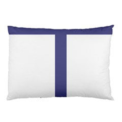 Orthodox Cross  Pillow Case (two Sides) by abbeyz71