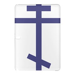 Orthodox Cross  Samsung Galaxy Tab Pro 10 1 Hardshell Case by abbeyz71