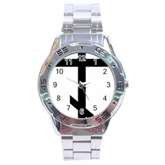 Orthodox Cross  Stainless Steel Analogue Watch by abbeyz71