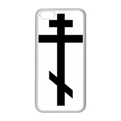 Orthodox Cross  Apple Iphone 5c Seamless Case (white) by abbeyz71