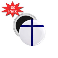 Byzantine Cross  1 75  Magnets (100 Pack)  by abbeyz71
