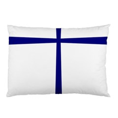 Byzantine Cross  Pillow Case (two Sides) by abbeyz71