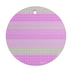 Pattern Ornament (round) by Valentinaart