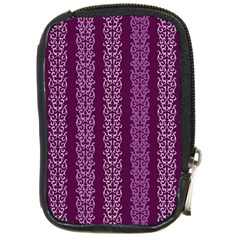 Pattern Compact Camera Cases by Valentinaart