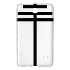Papal Cross Samsung Galaxy Tab 4 (7 ) Hardshell Case  by abbeyz71