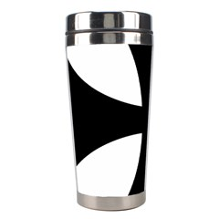Cross Patty  Stainless Steel Travel Tumblers by abbeyz71