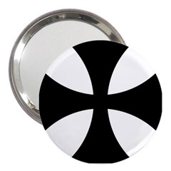 Cross Patty 3  Handbag Mirrors by abbeyz71