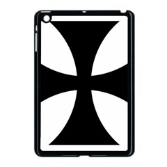 Cross Patty Apple Ipad Mini Case (black) by abbeyz71