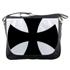 Cross Patty  Messenger Bags by abbeyz71