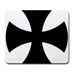 Cross Patty Large Mousepads by abbeyz71