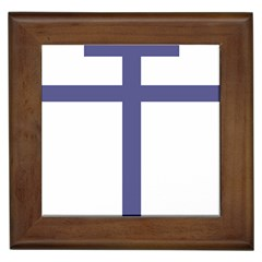 Patriarchal Cross Framed Tiles