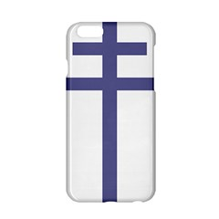 Patriarchal Cross Apple Iphone 6/6s Hardshell Case by abbeyz71