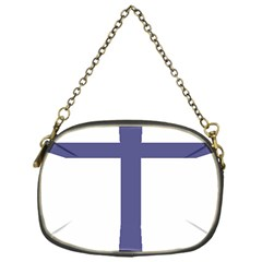 Patriarchal Cross  Chain Purses (one Side)  by abbeyz71