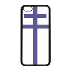 Patriarchal Cross  Apple Iphone 5c Seamless Case (black) by abbeyz71