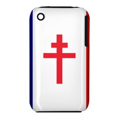 Flag Of Free France (1940 1944) Iphone 3s/3gs by abbeyz71