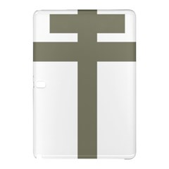 Cross Of Loraine Samsung Galaxy Tab Pro 10 1 Hardshell Case by abbeyz71