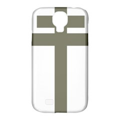 Cross Of Lorraine  Samsung Galaxy S4 Classic Hardshell Case (pc+silicone) by abbeyz71