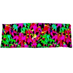 Colorful Leaves Body Pillow Case Dakimakura (two Sides) by Costasonlineshop