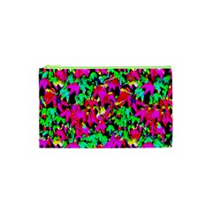 Colorful Leaves Cosmetic Bag (xs) by Costasonlineshop