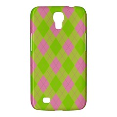 Plaid Pattern Samsung Galaxy Mega 6 3  I9200 Hardshell Case