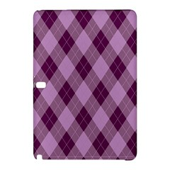Plaid Pattern Samsung Galaxy Tab Pro 12 2 Hardshell Case
